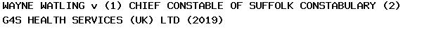 [2019] EWHC 2342 (QB)