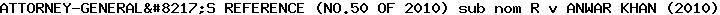 [2010] EWCA Crim 2872