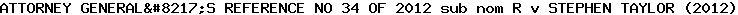 [2012] EWCA Crim 2464