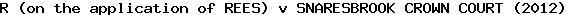 [2012] EWHC 3879 (Admin)