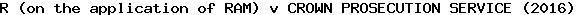 [2016] EWHC 1426 (Admin)
