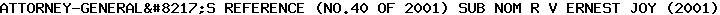 [2001] EWCA Crim 1163