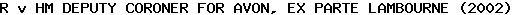[2002] EWHC 1877 (Admin)