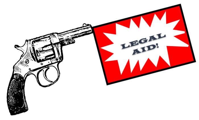 Legal Aid Russian Roulette